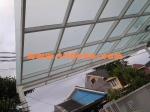 canopy kaca tempered