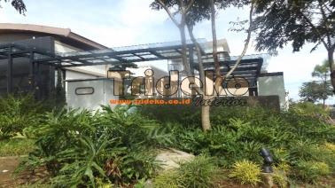 Pasang Kanopi Spider Kaca Di Bogor